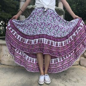 Wilde Bella Ohana Castaway Skirt
